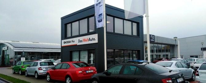 Louda Auto a.s. Pardubice